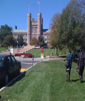 Wash University